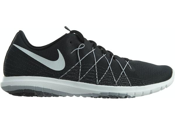 894c9071aff7 Nike Flex Fury 2 Black White-Wolf Grey-Dark Grey - 819134-001