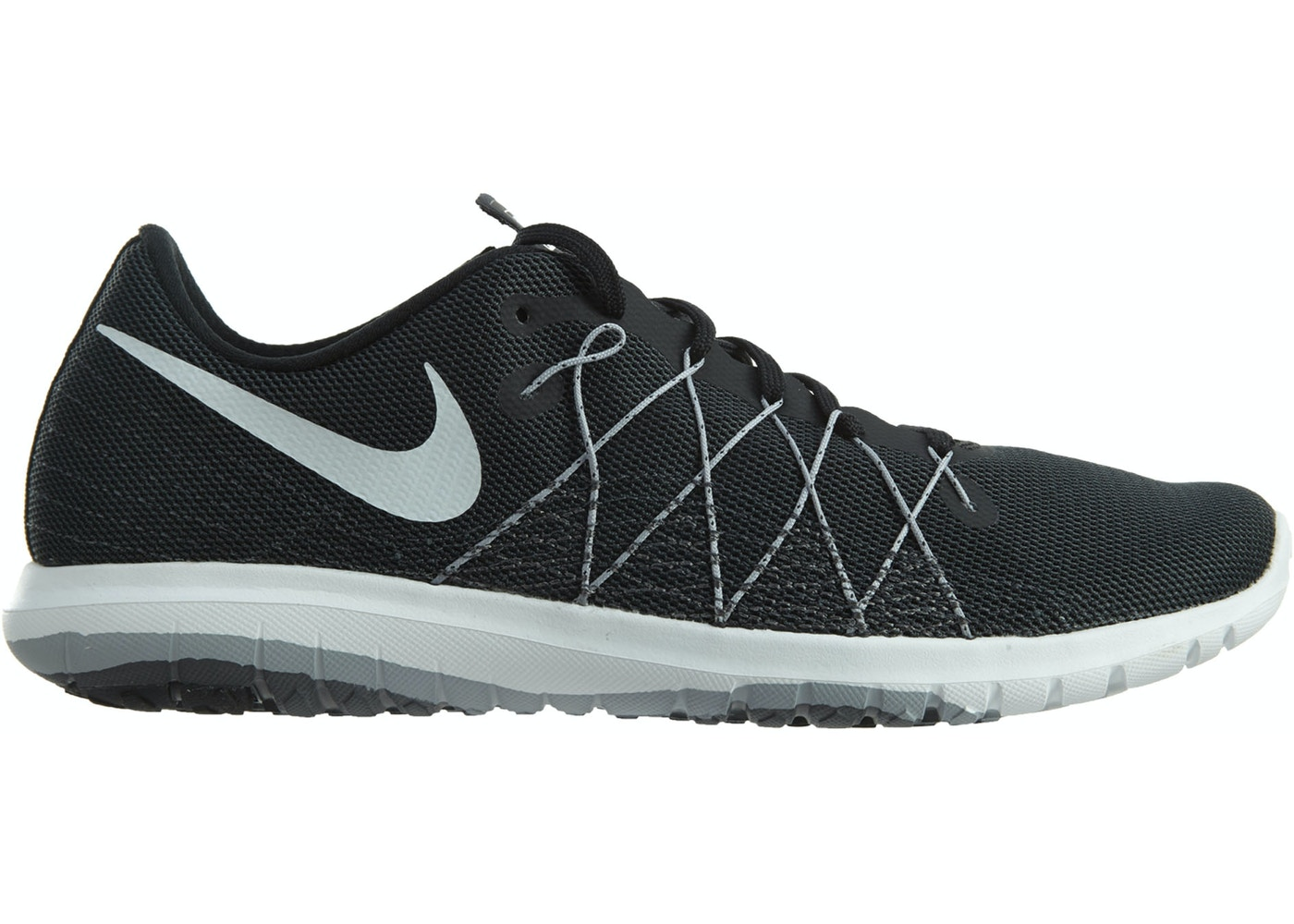 6d74af62f3ee Sell. or Ask. Size --. View All Bids. Nike Flex Fury 2 Black White-Wolf Grey -Dark Grey