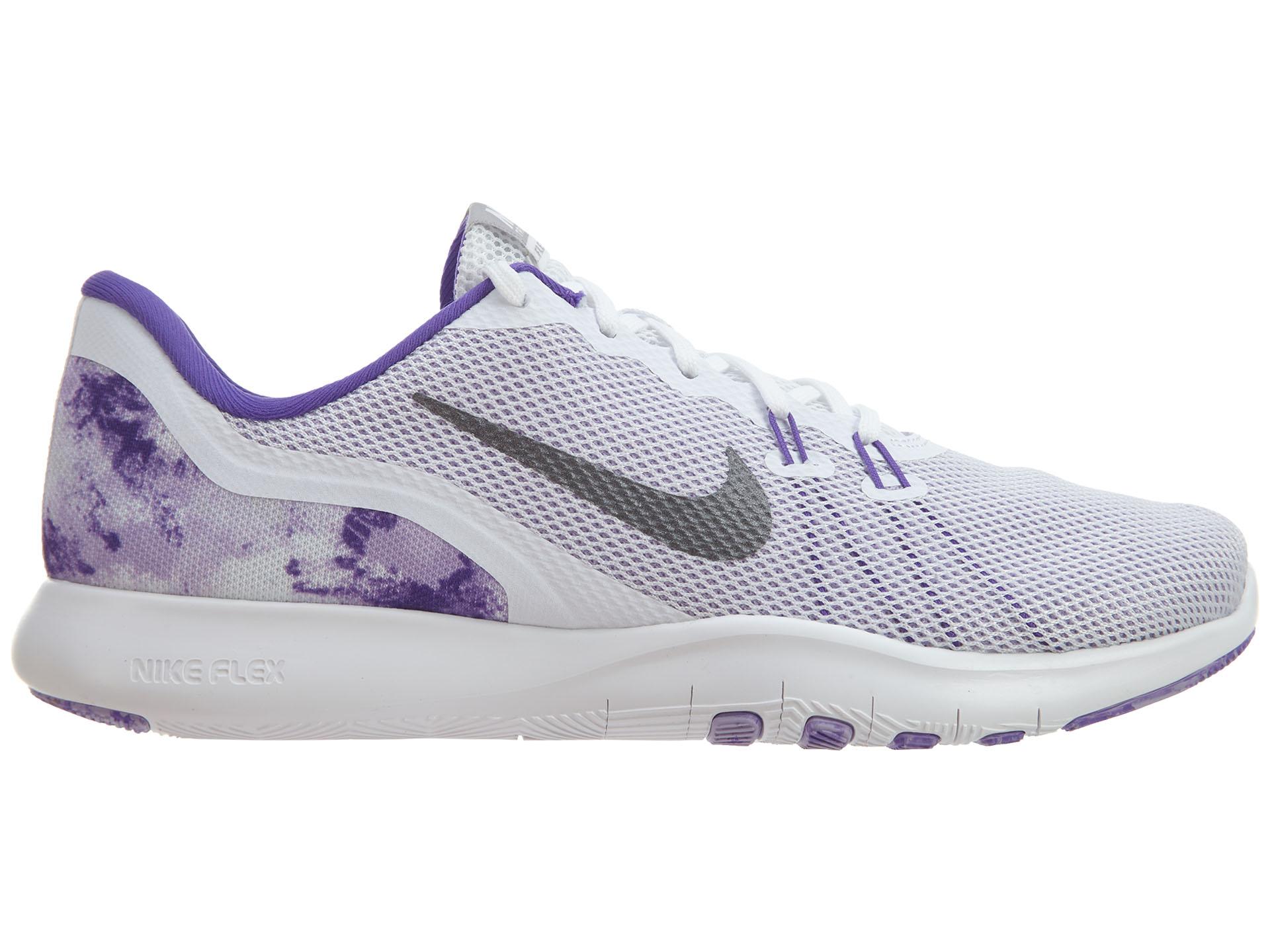 Nike Flex Trainer 7 Print White