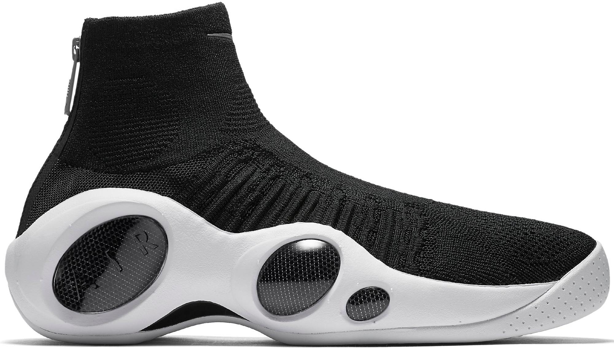 Men's Nike Flight Bonafide Black/White