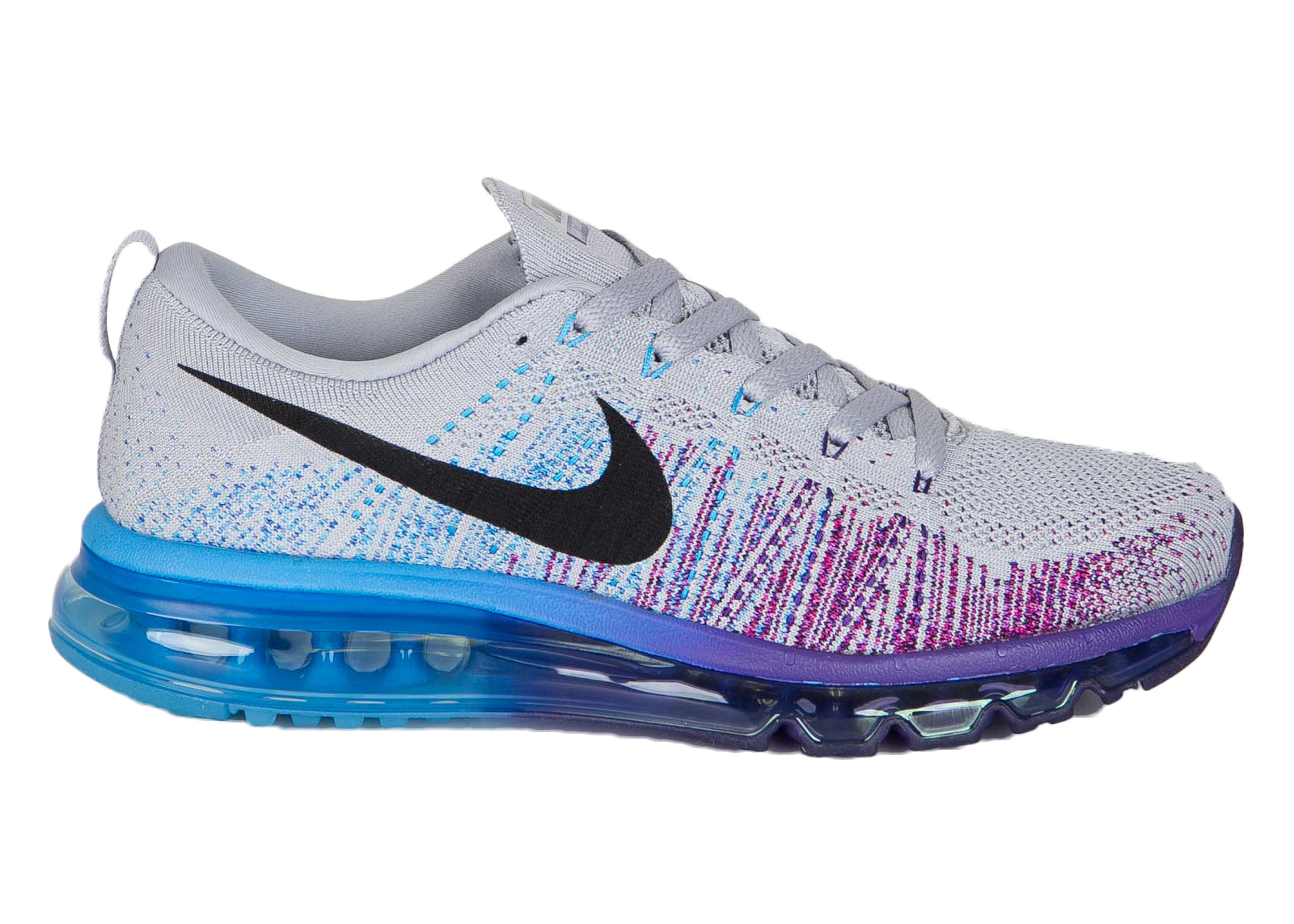 air max blue and purple