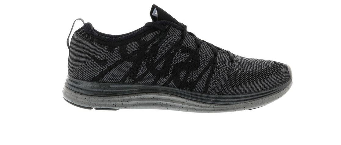 Nike Flyknit Lunar1+ Supreme Black
