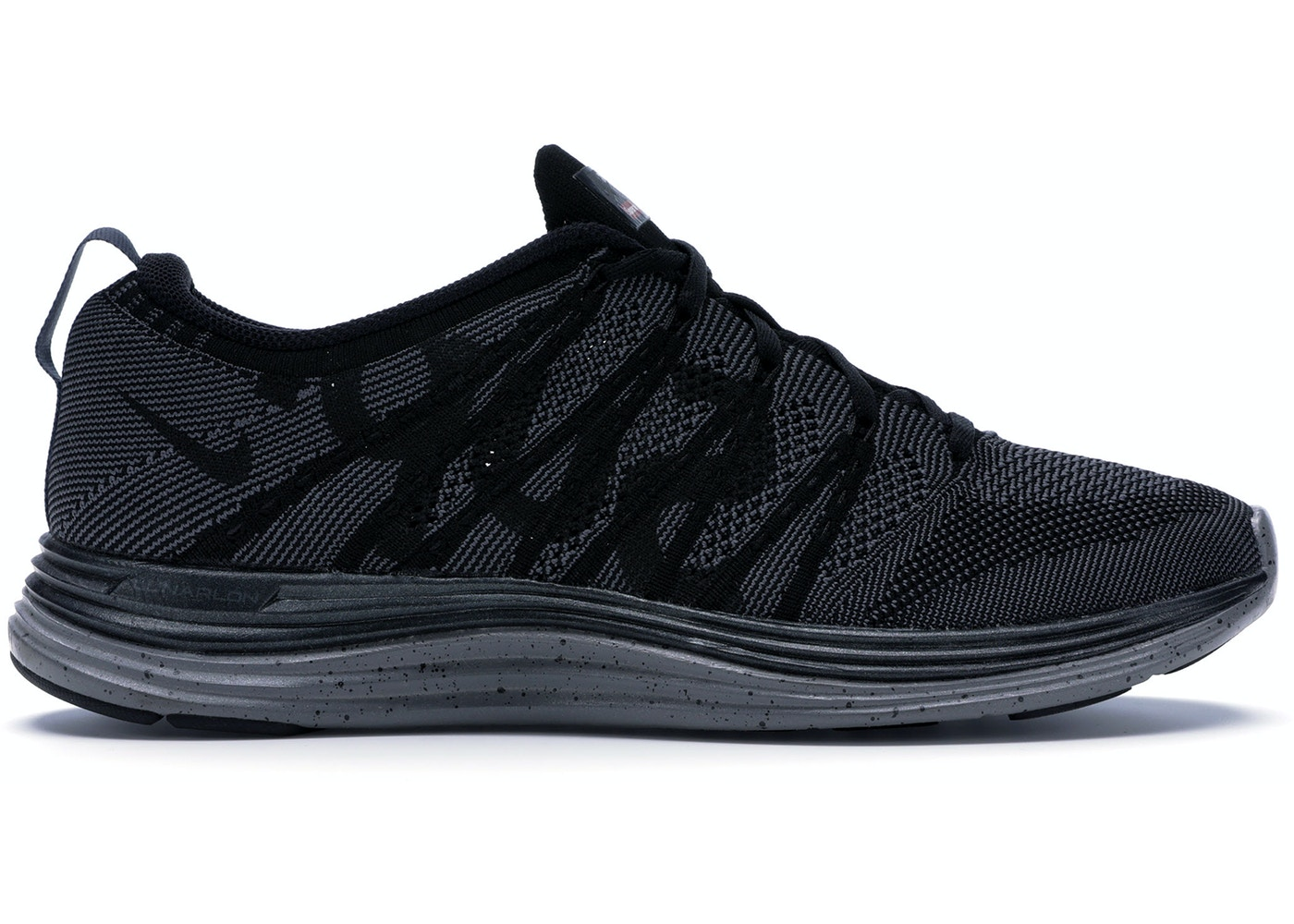 a few days away reasonably priced get new Nike Flyknit Lunar1+ Supreme Black