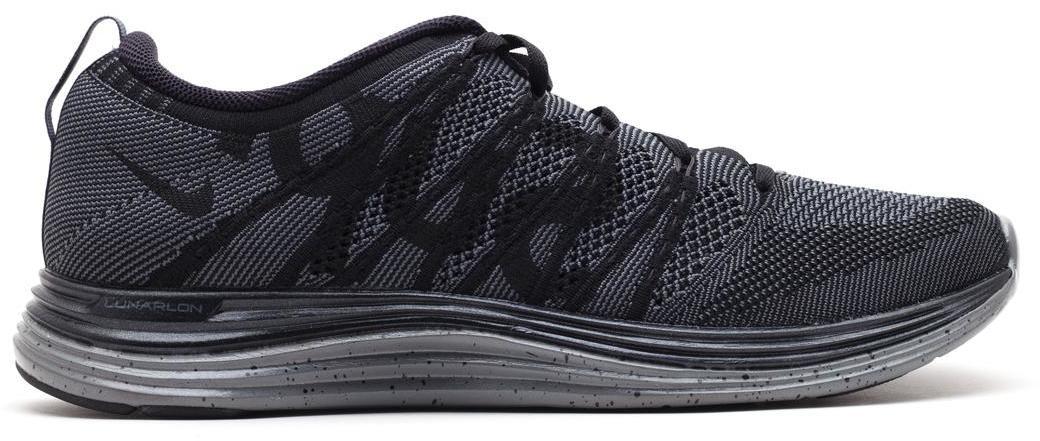 Nike Flyknit Lunar1+ Supreme NYC Black