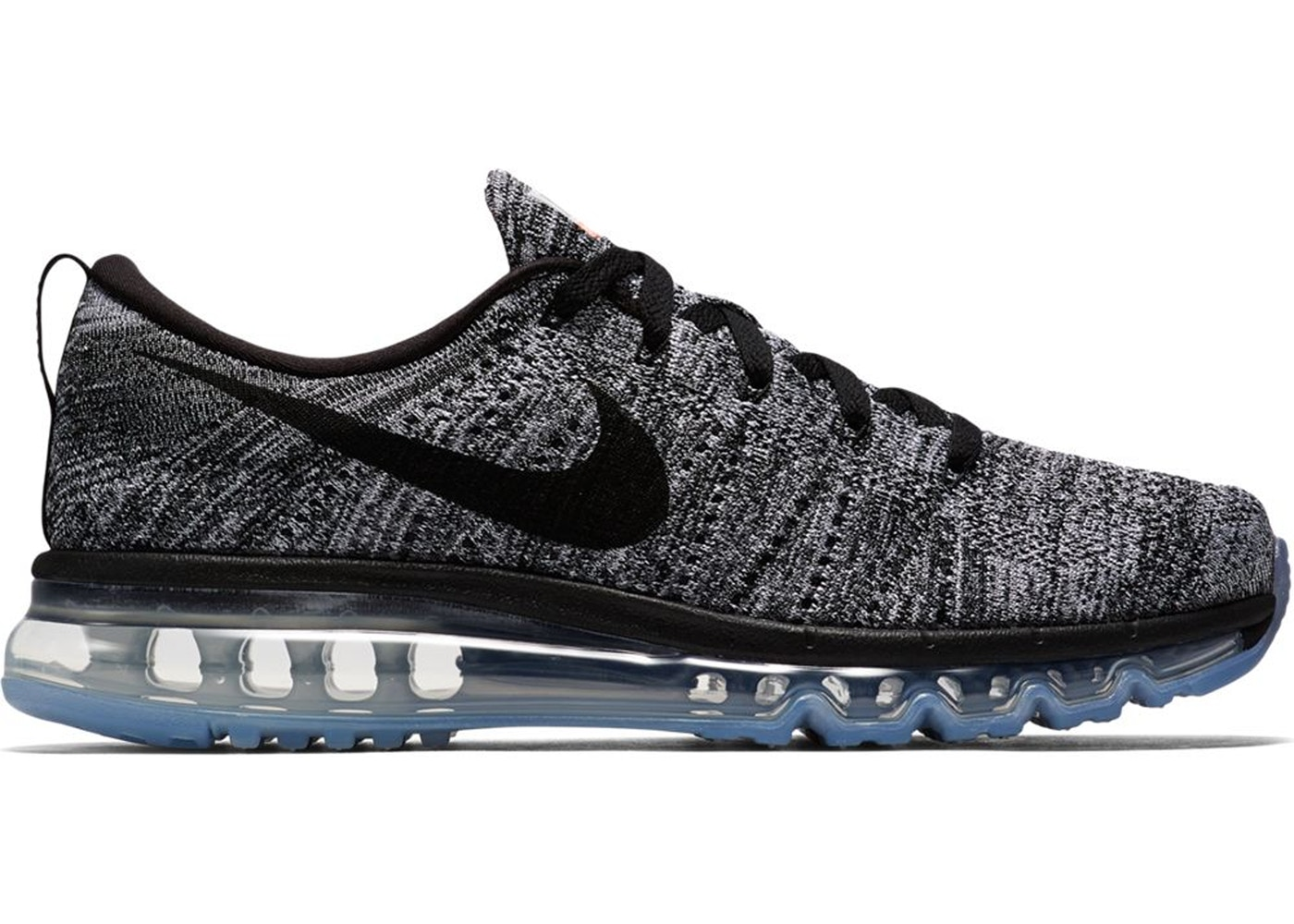 best service 064c2 8d677 Nike Flyknit Air Max Oreo