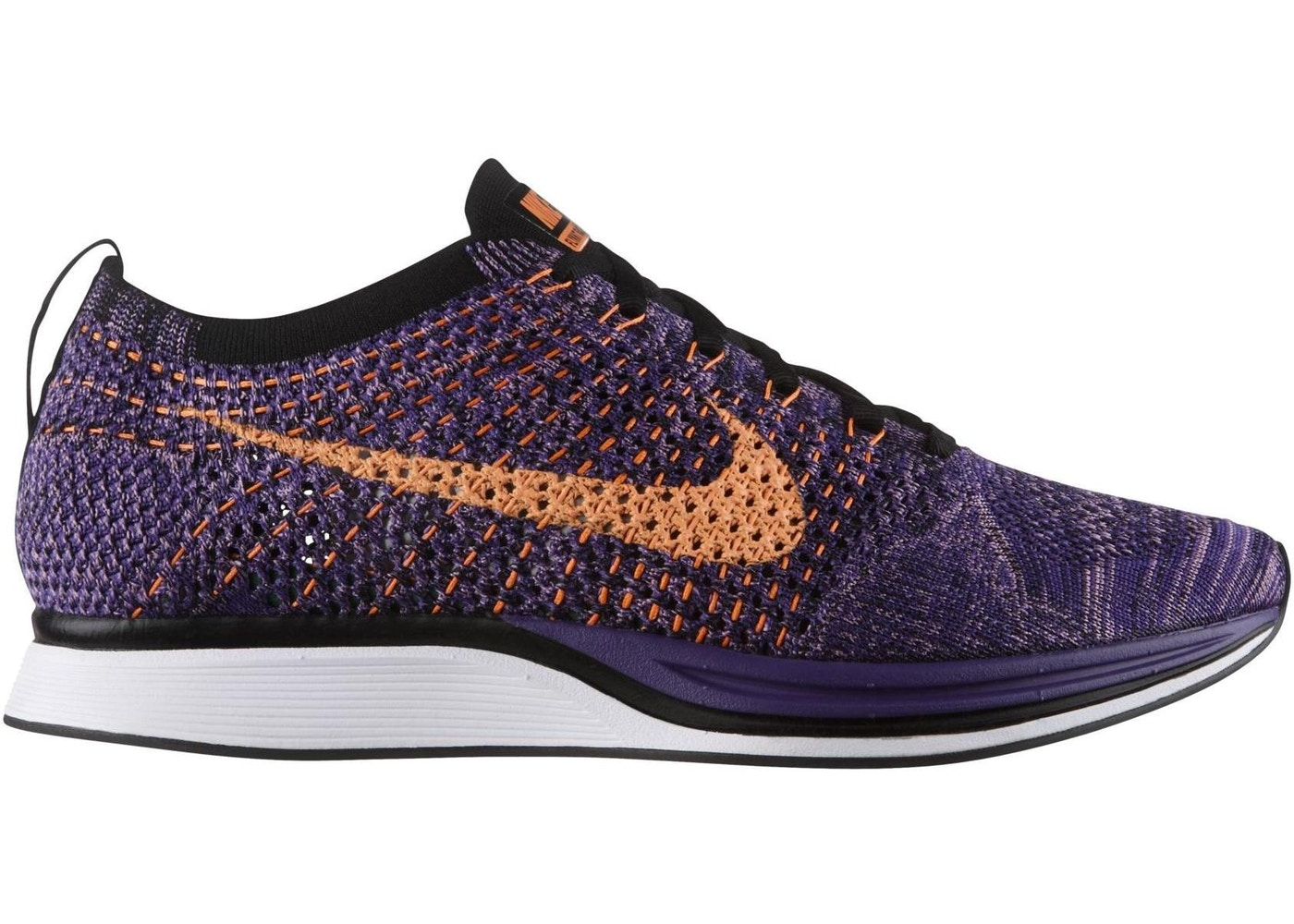 Andes Preciso Tesauro  Nike Flyknit Racer Atomic Purple - 526628-585