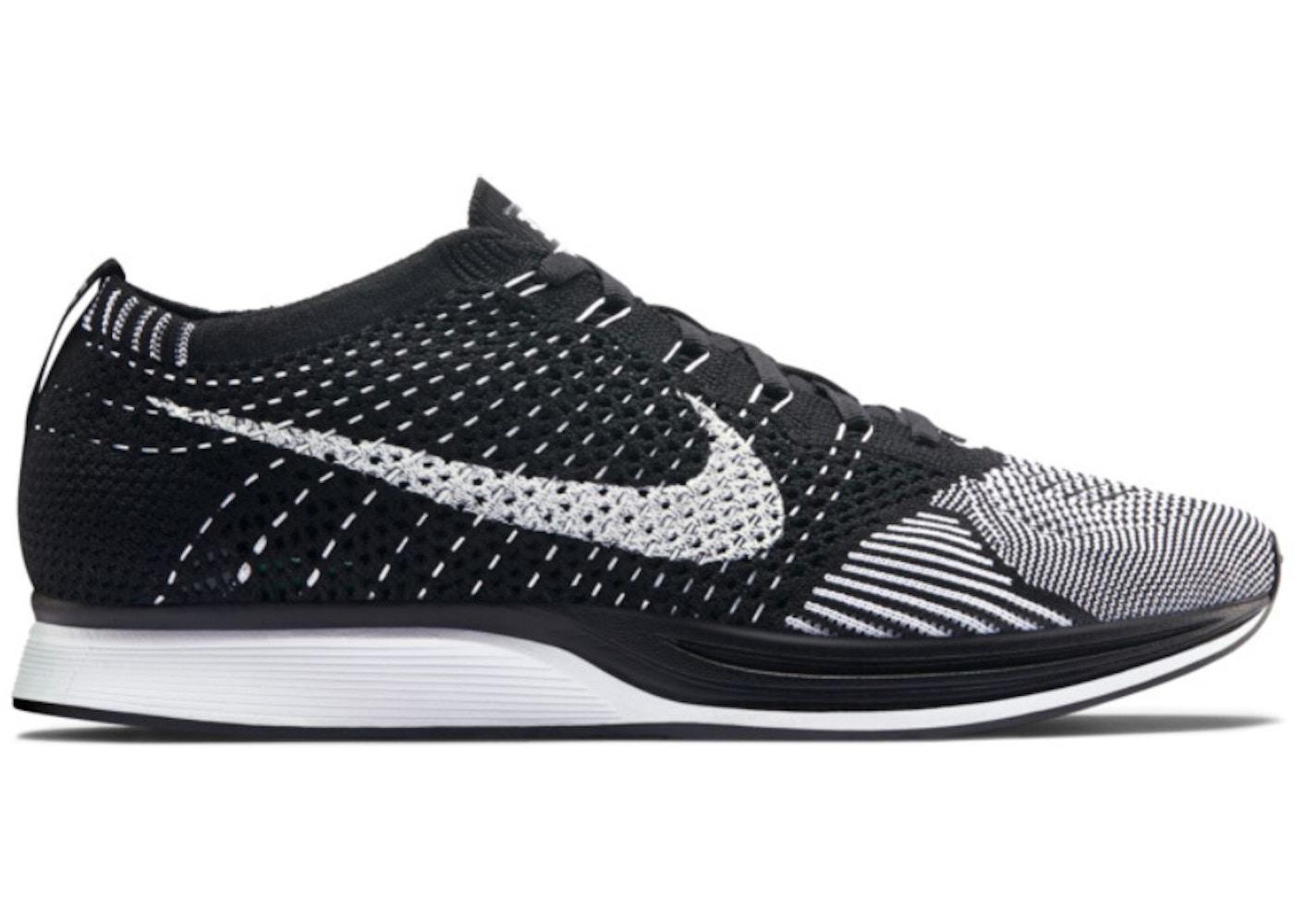 81f90277180d2 Nike Flyknit Racer Black Tongue - 526628-002