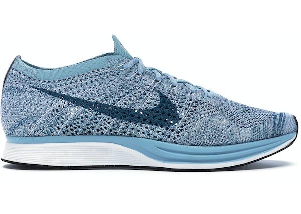 97f12b1e1434 Nike Flyknit Racer Blueberry - 526628-102