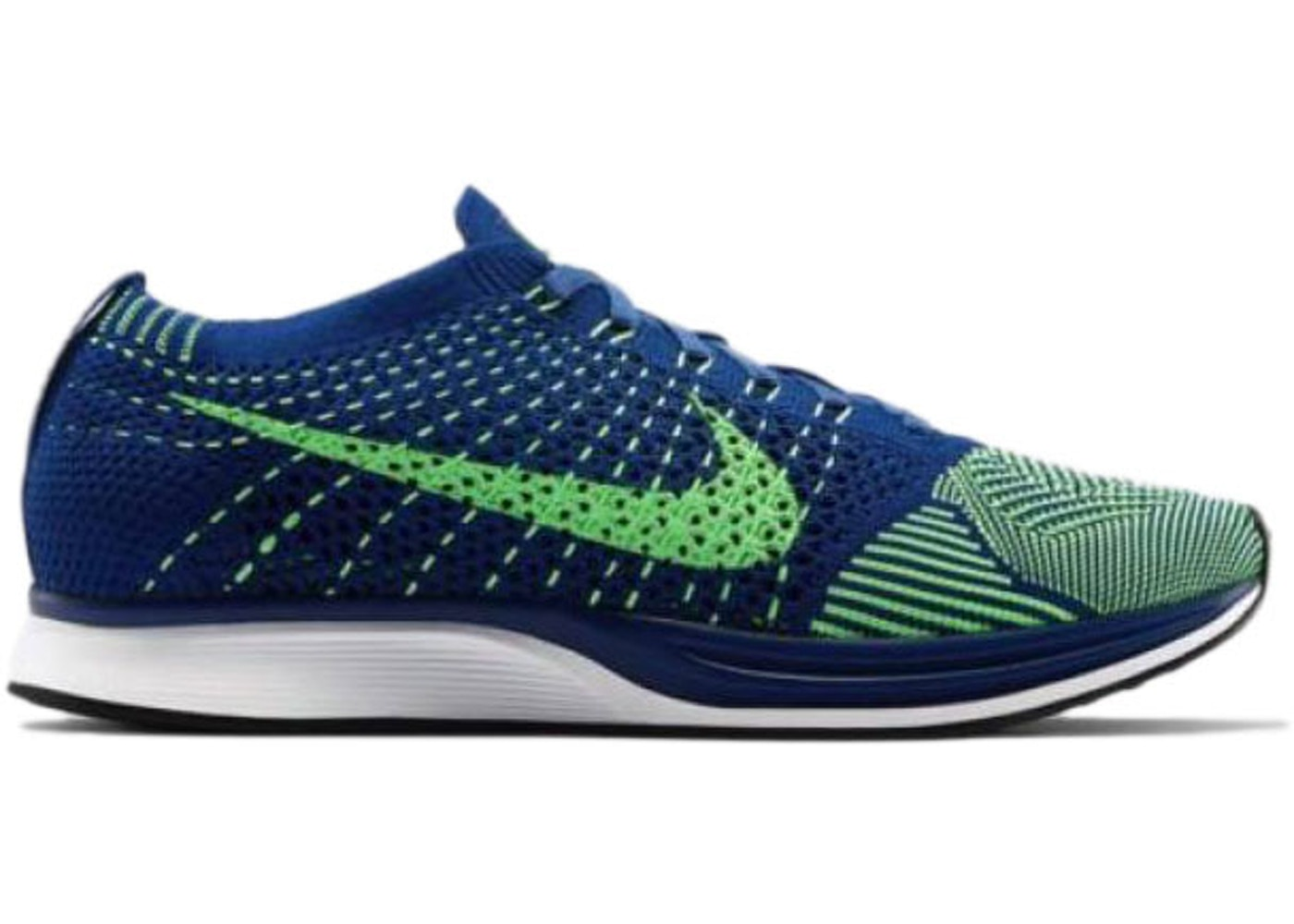f60ba19df50b Sell. or Ask. Size  12. View All Bids. Nike Flyknit Racer Brave Blue