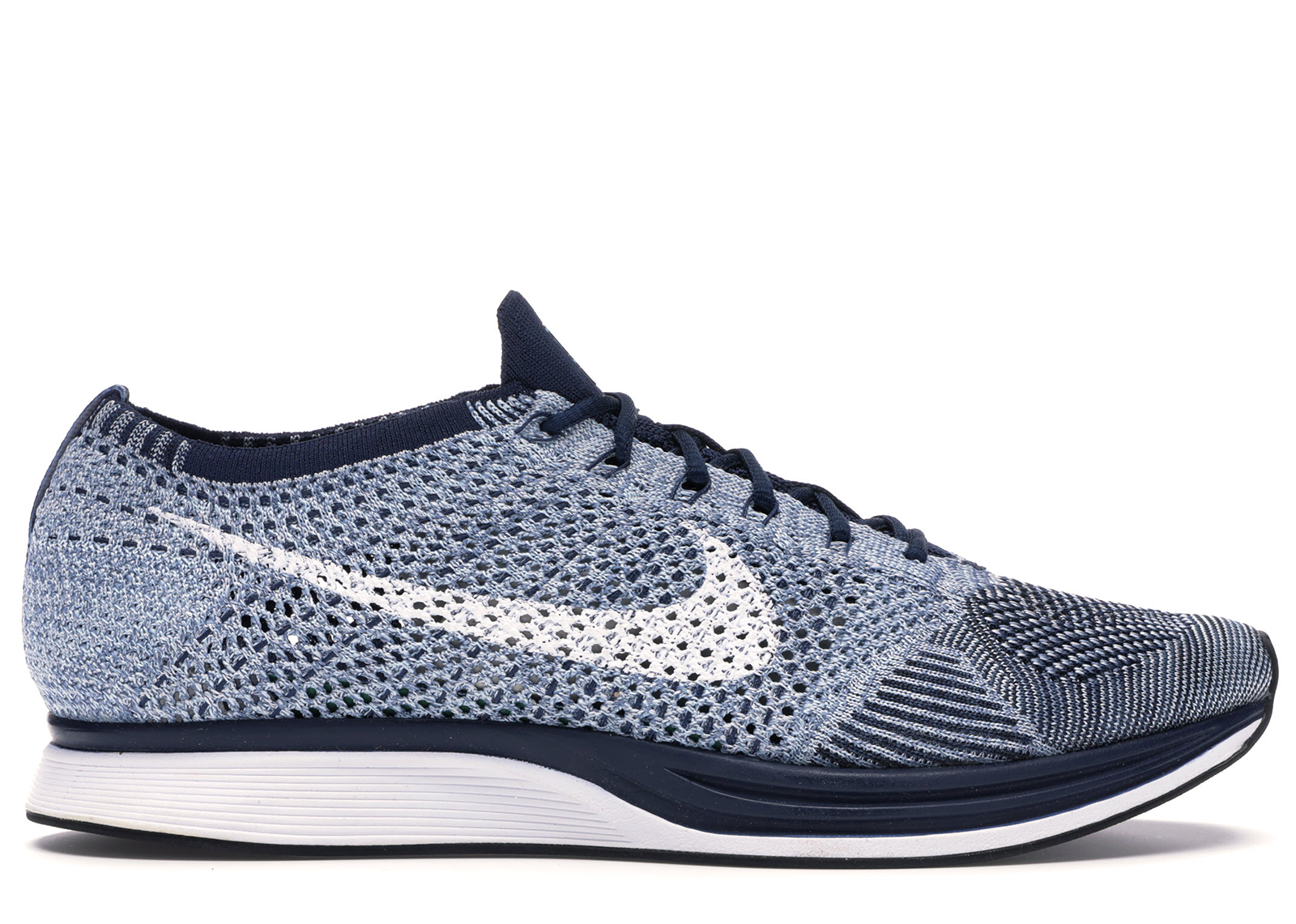 Nike Flyknit Racer Blue Tint - 862713-401