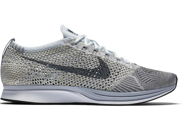 d8bab4a17ea517 Nike Flyknit Racer Pure Platinum - 862713-002