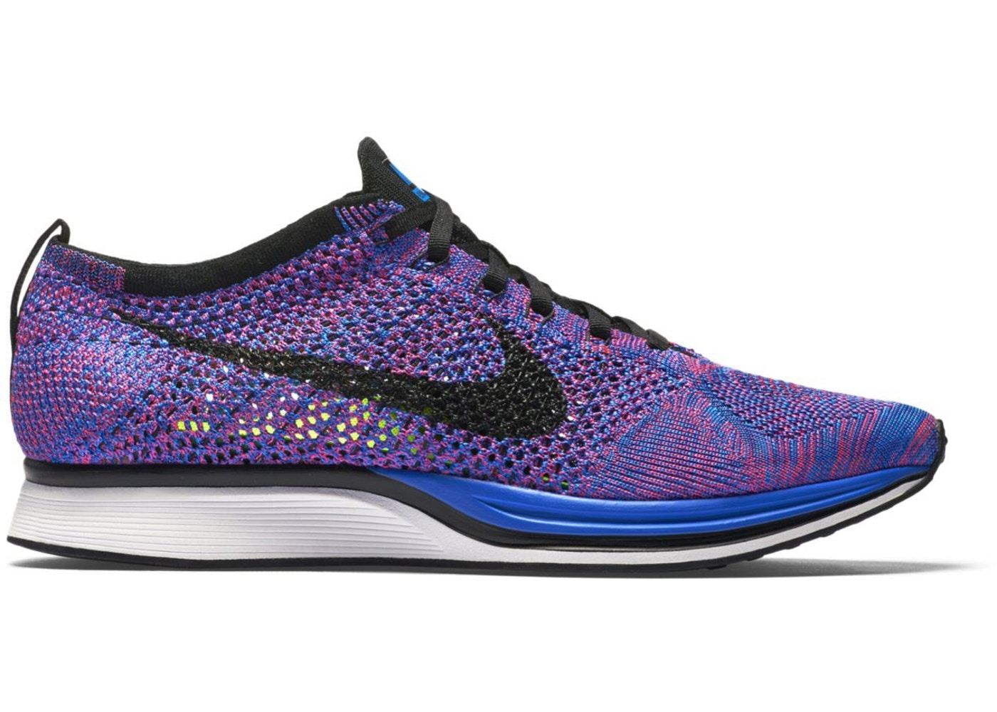 brand new 982fe 78873 Sell. or Ask. Size  10. View All Bids. Nike Flyknit Racer Indigo ...