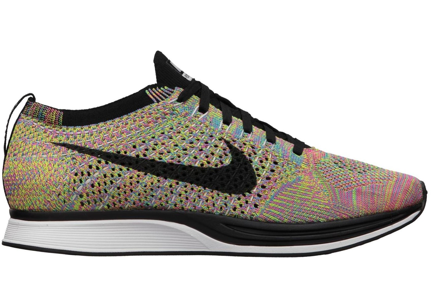 f710033cd94e Sell. or Ask. Size  10. View All Bids. Nike Flyknit Racer Multi-Color ...