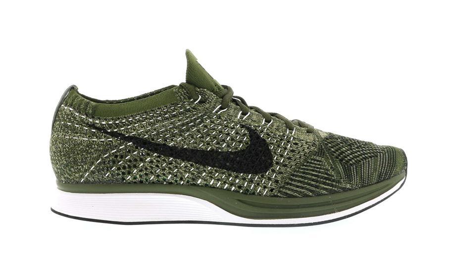 Nike Flyknit Racer Rough Green - 862713-300