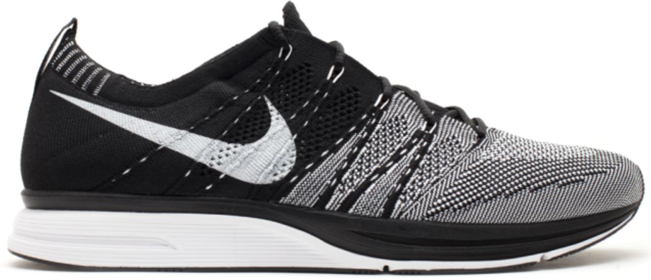 Nike Flynit Trainer+ Black White