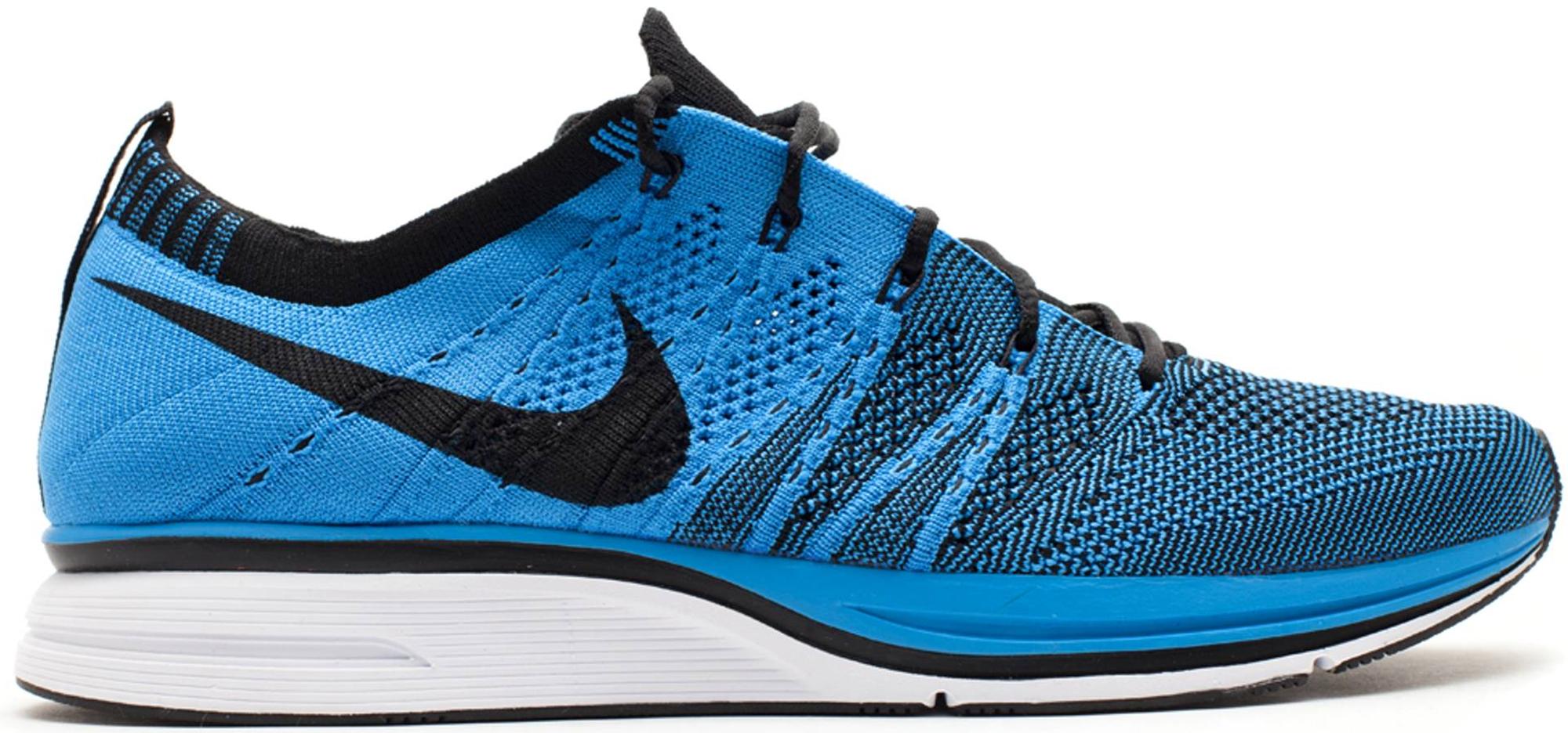 Nike Flyknit Trainer+ Blue Glow
