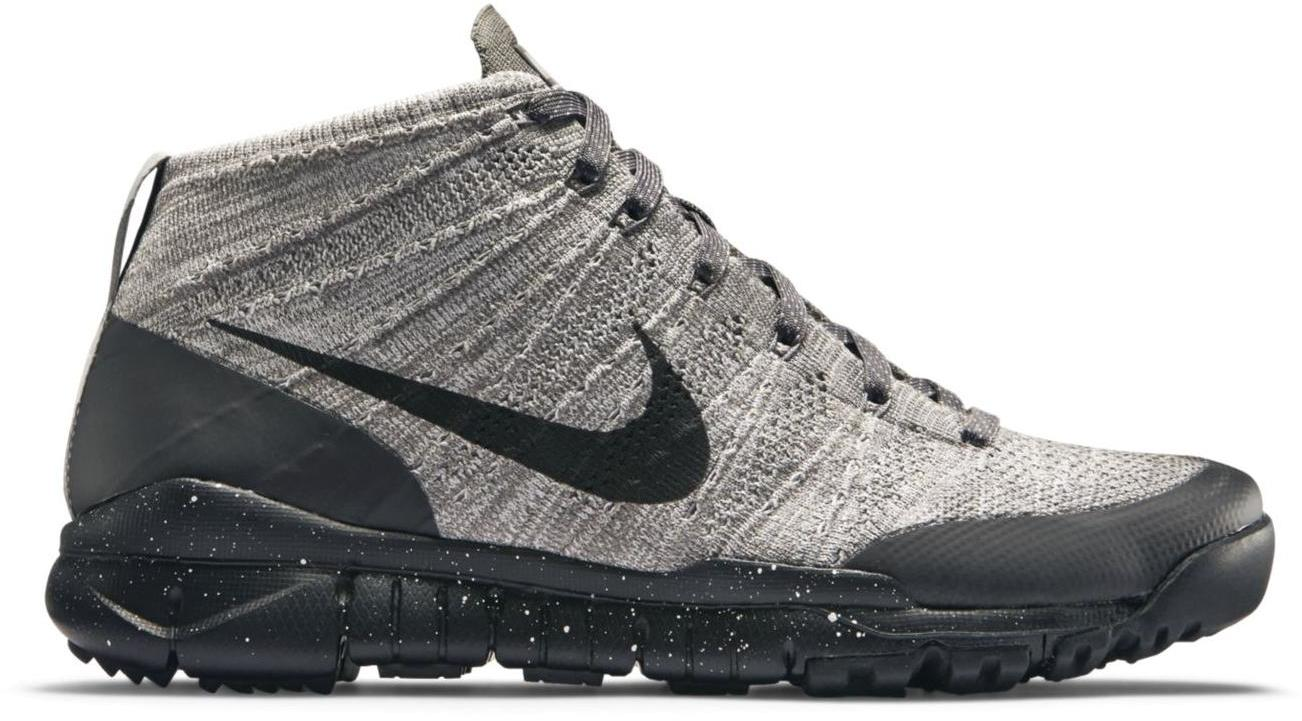 Nike Flyknit Trainer Chukka FSB Light Charcoal - 625009-001
