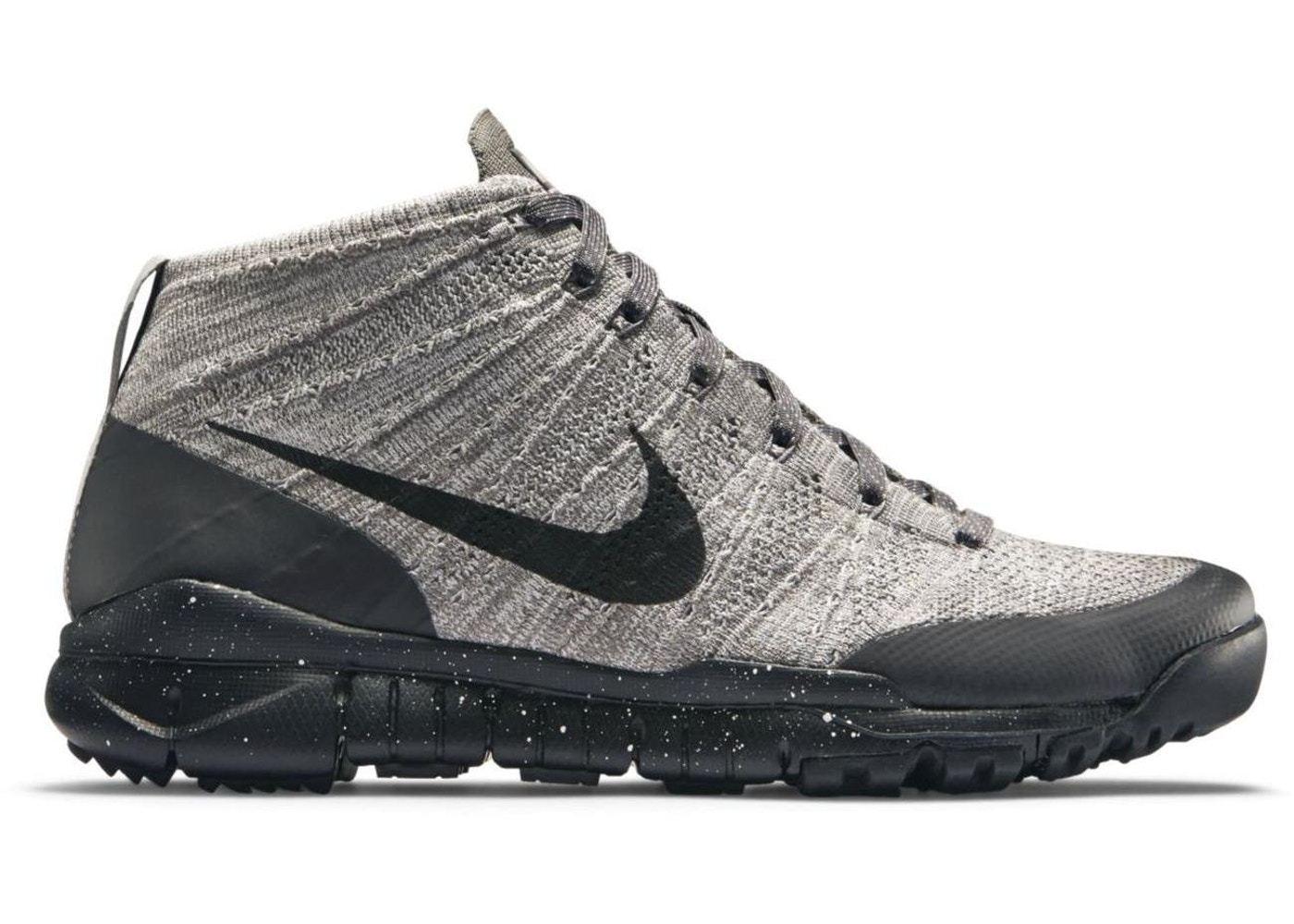 top fashion 2a22b 5a2c9 Sell. or Ask. Size 10.5. View All Bids. Nike Flyknit Trainer Chukka FSB  Light Charcoal