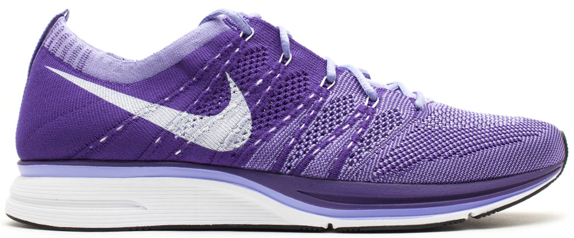 Nike Flyknit Trainer+ Court Purple