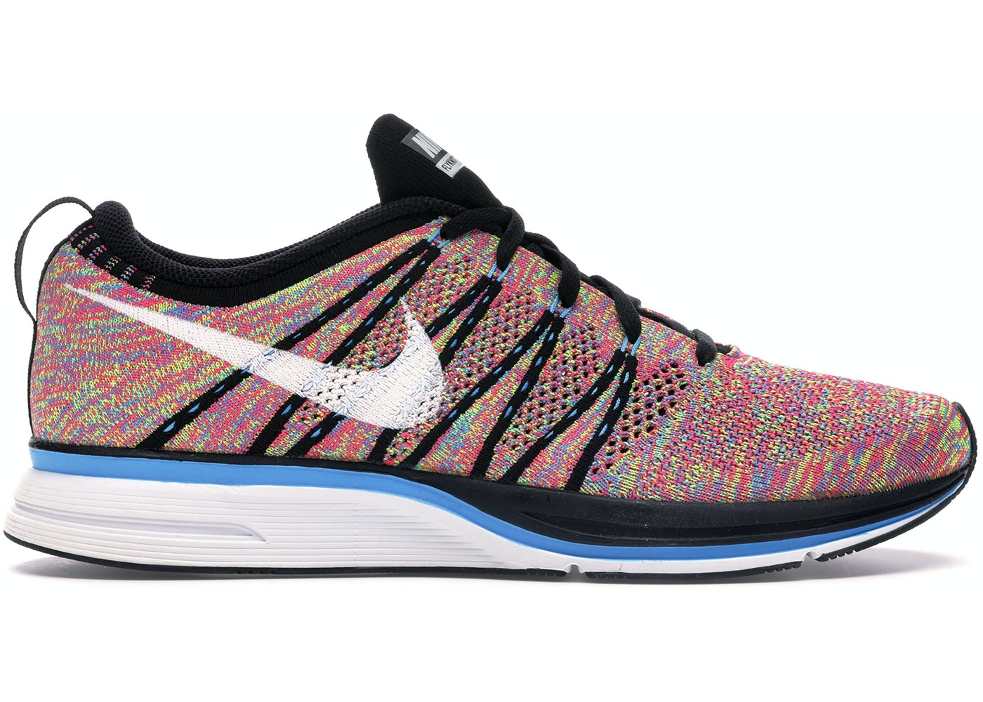 apoyo juicio Rechazar  Nike Flyknit Trainer Multi-Color - 532984-014