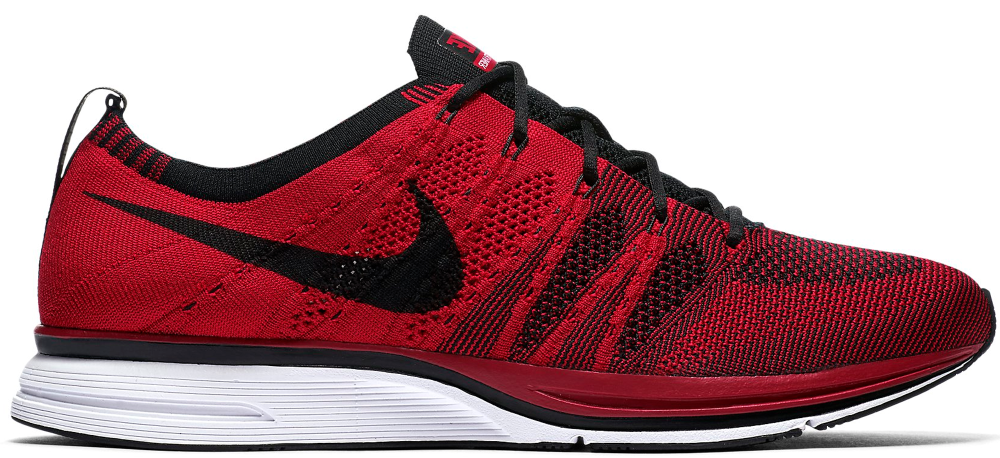 Nike Flyknit Trainer University Red (2018)