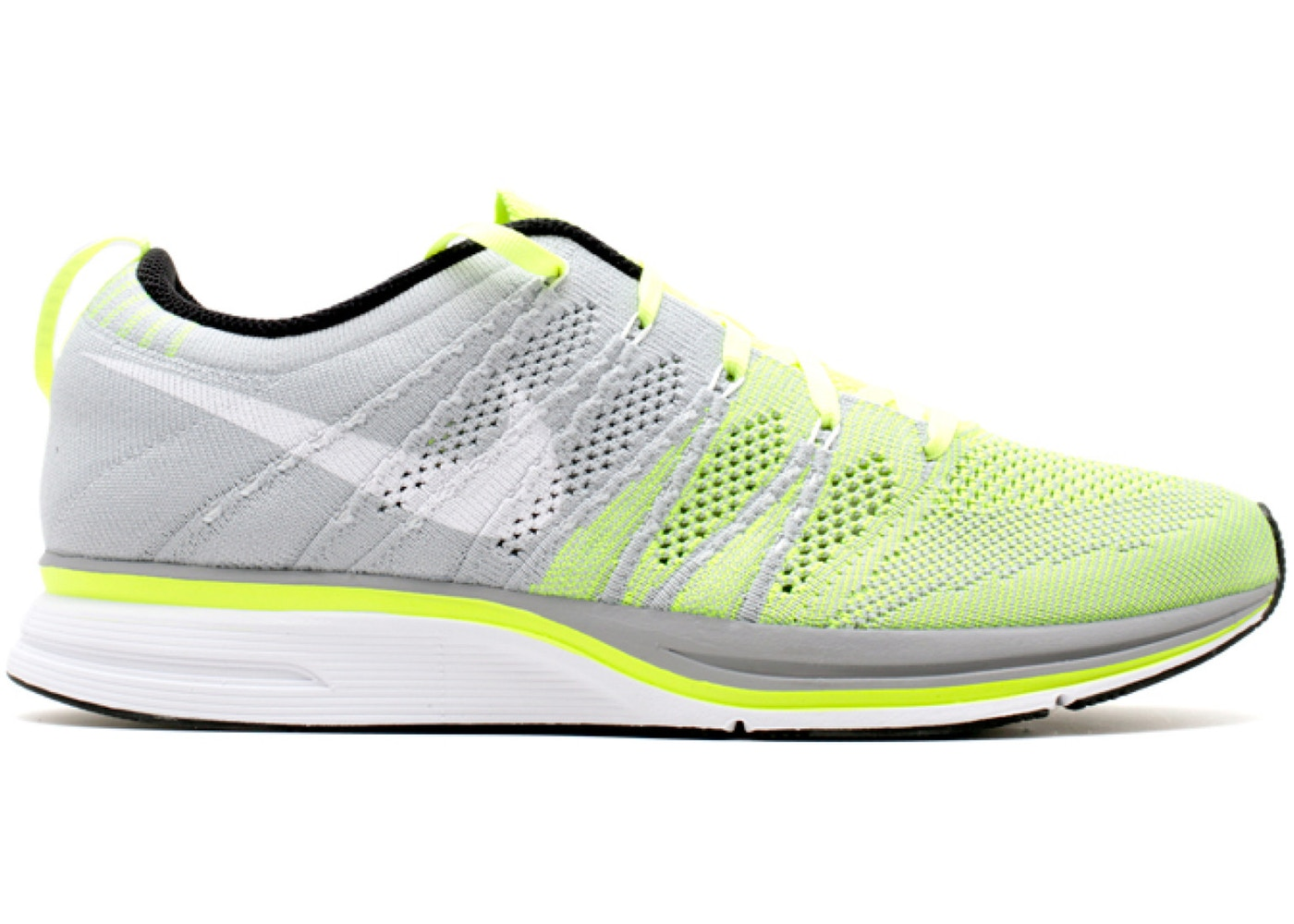 946ae4bf15fb Sell. or Ask. Size  12. View All Bids. Nike Flyknit Trainer Volt White