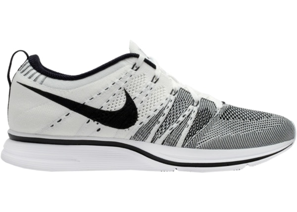 6610a454c7f9 Flyknit Trainer White Black (2012) - 532984-100