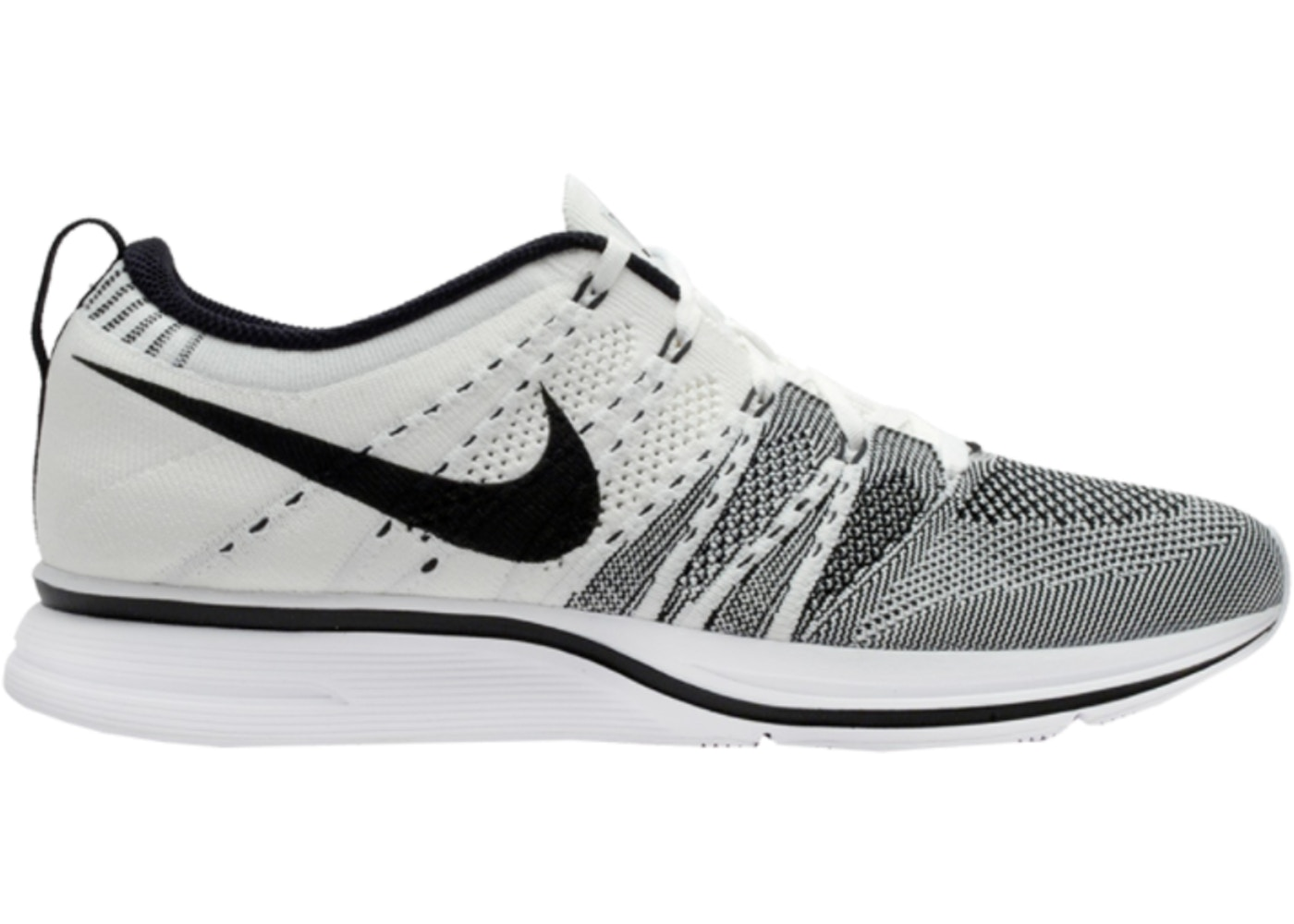 Flyknit Trainer White Black (2012) - 532984-100