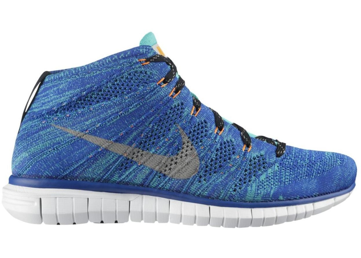 newest aae21 3ed99 Sell. or Ask. Size 9. View All Bids. Nike Free Flyknit Chukka Game Royal