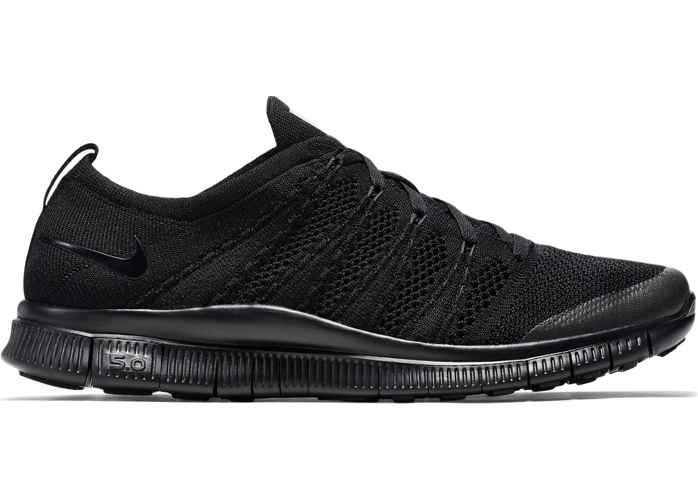 cf1eaf9041337 Sell. or Ask. Size  8.5. View All Bids. Nike Free Flyknit NSW Triple Black