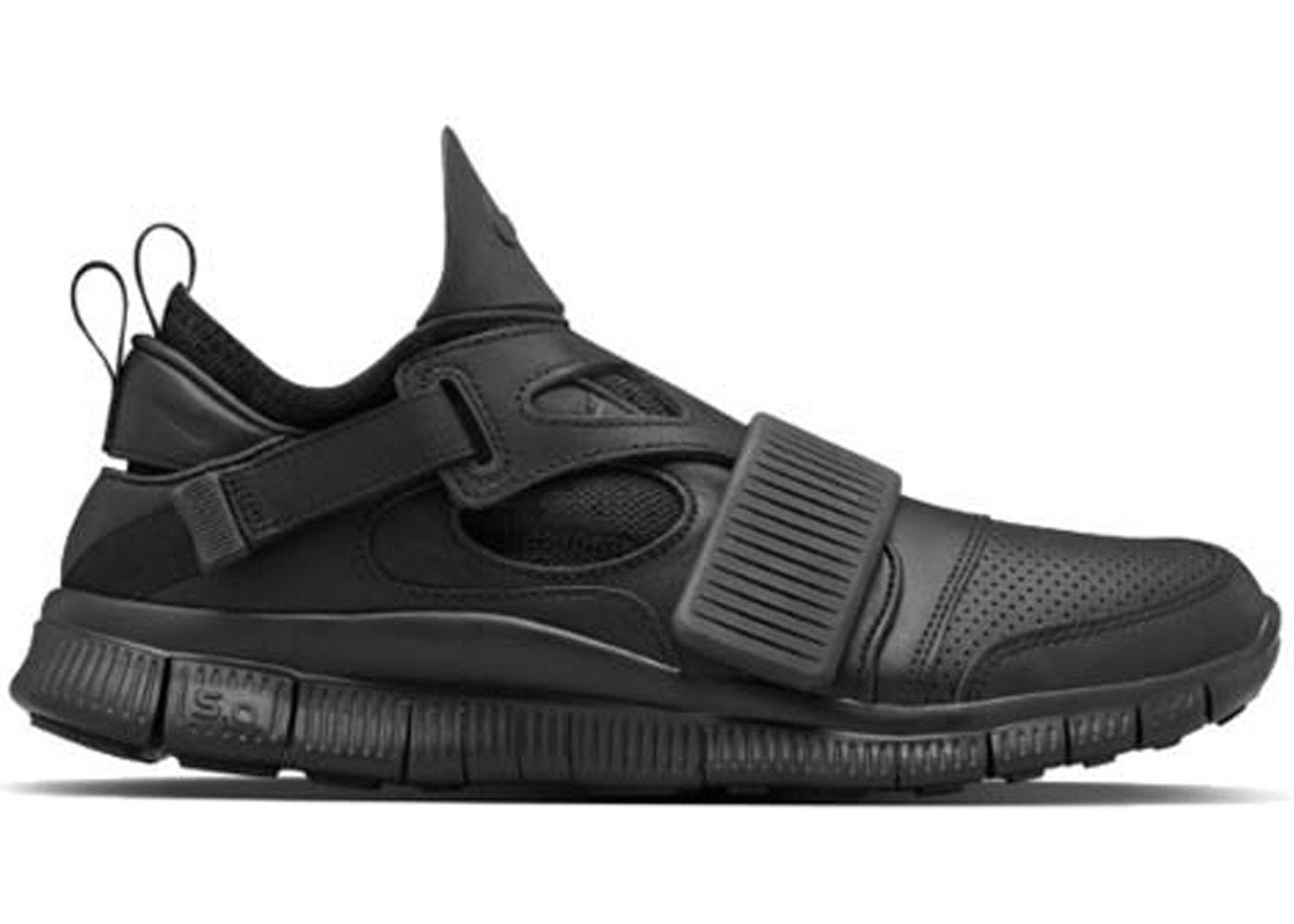 new style 98502 28ee0 Nike Free Huarache Carnivore Black - 801759-001