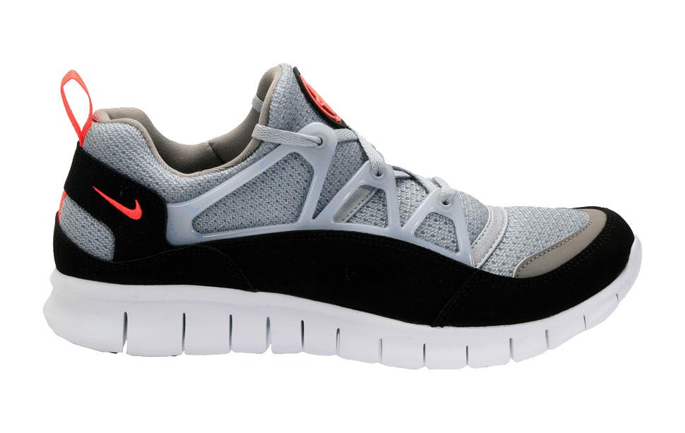 Nike Free Huarache Light Wolf Grey 555440 060