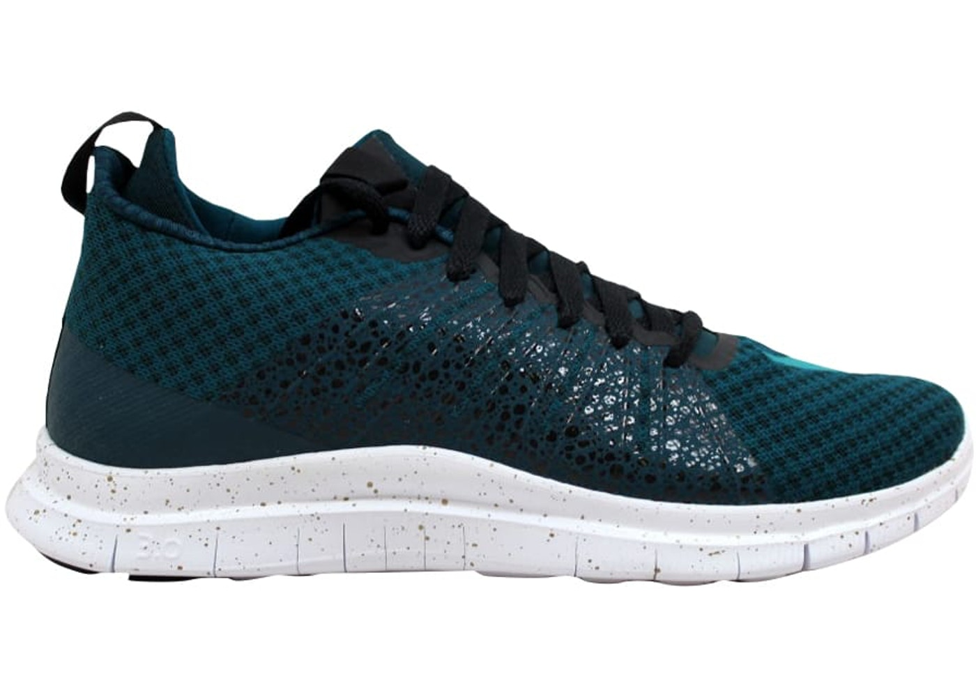 separation shoes 3ea7d 9f7f4 Nike Free Hypervenom 2 FC Midnight Turquoise/Rio Teal-Black-White