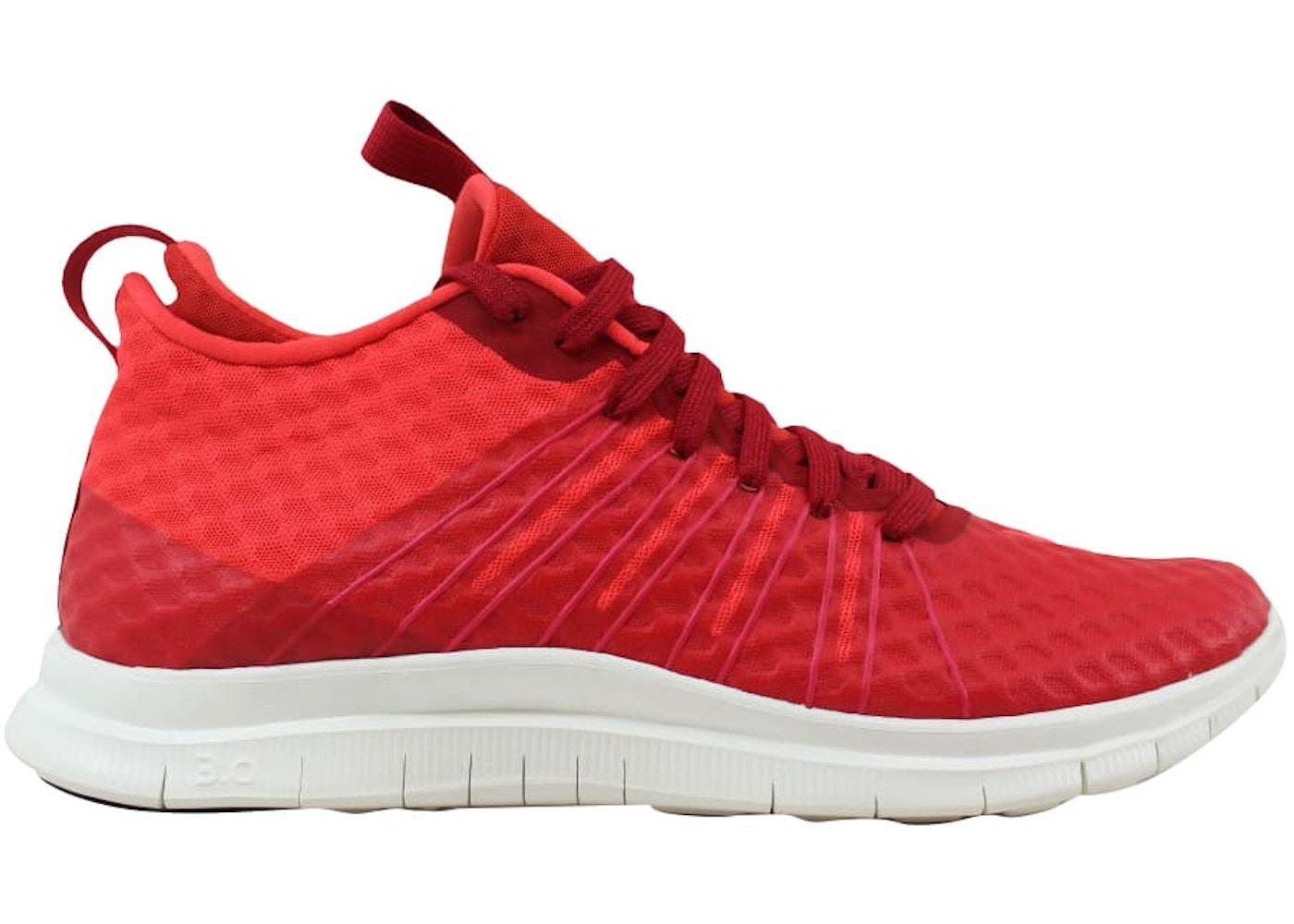une autre chance 2ddf8 5a45f Nike Free Hypervenom 2 FS Gym Red/Light Crimson-Ivory