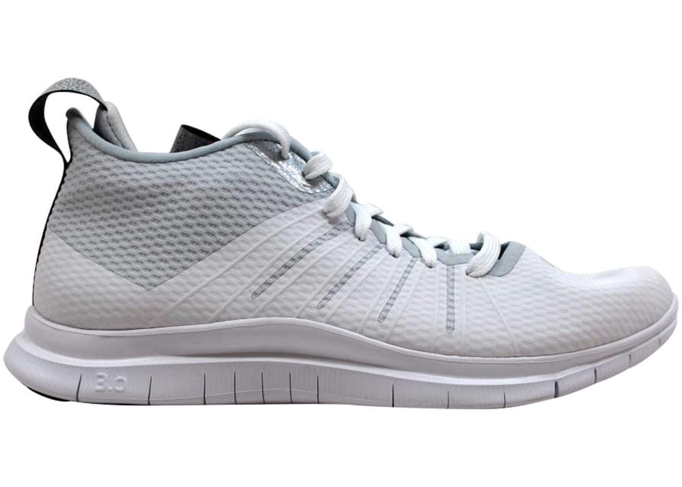 timeless design f4425 1c61f Sell. or Ask. Size --. View All Bids. Nike Free Hypervenom 2 FS White Metallic  Silver