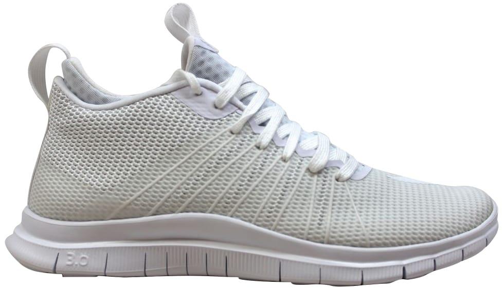 Nike Free Hypervenom 2 FS White/White
