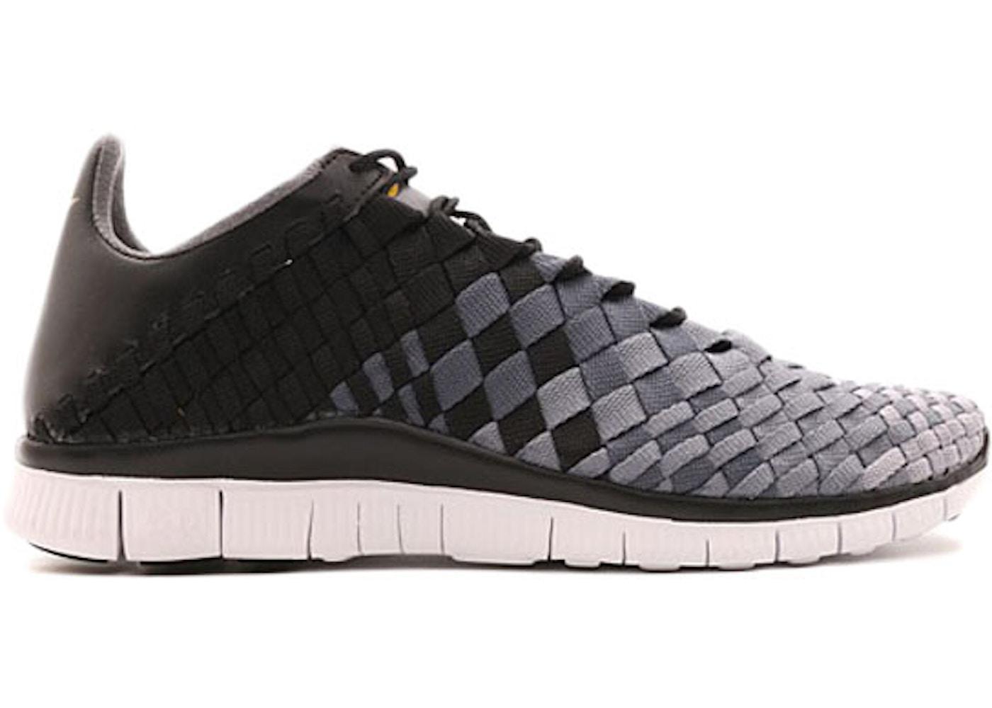 Anno Esprimere rovinato  Nike Free Inneva Woven Black Dark Grey - 579916-001