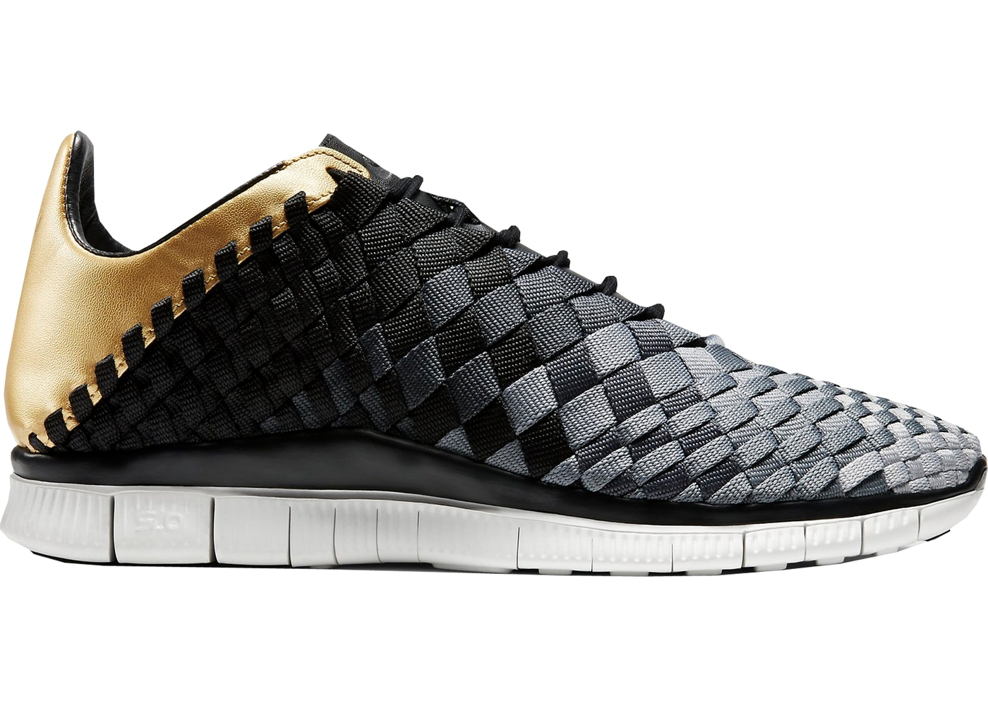 online retailer 6836f 7d4de Sell. or Ask. Size  12. View All Bids. Nike Free Inneva Woven N7 Black ...