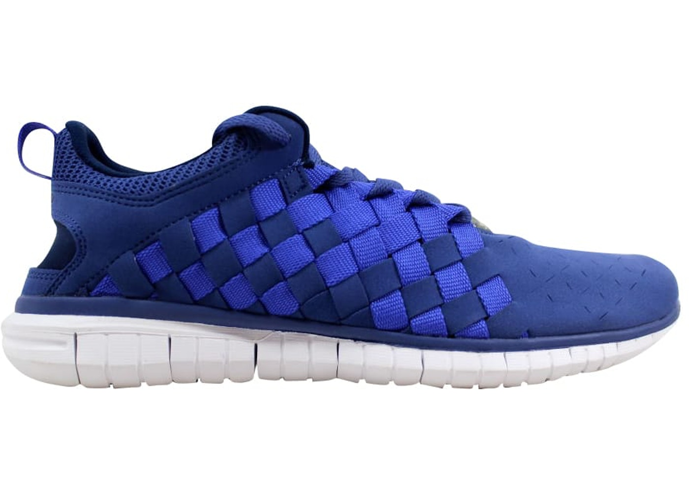 cheap for discount 708cf b6903 Nike Free OG  14 Woven Blue Legend Persian Violet-Midnight Navy ...