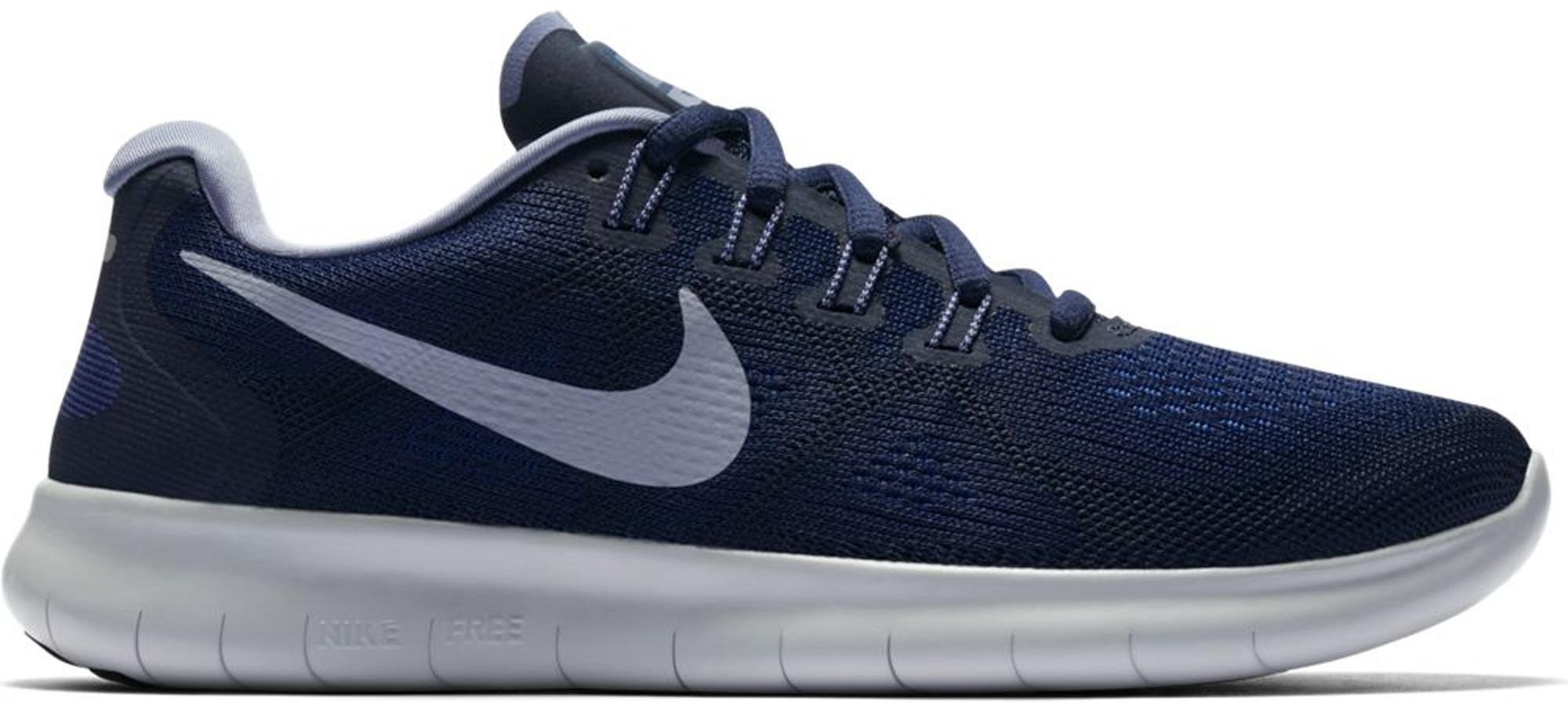 Nike Free RN 2017 Binary Blue (W