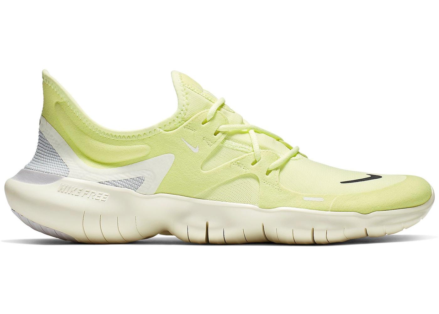 88969ef1a74ef Nike Free RN 5.0 Luminous Green Sail - AQ1289-300