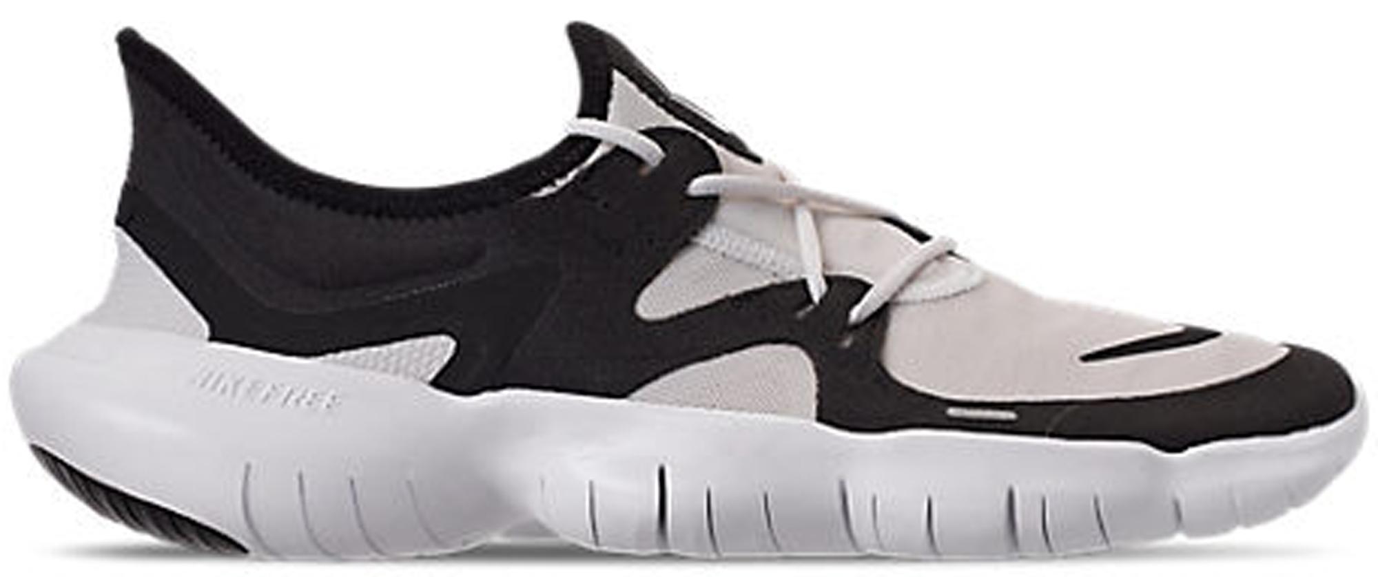 Nike Free RN 5.0 White Black - AQ1289-102