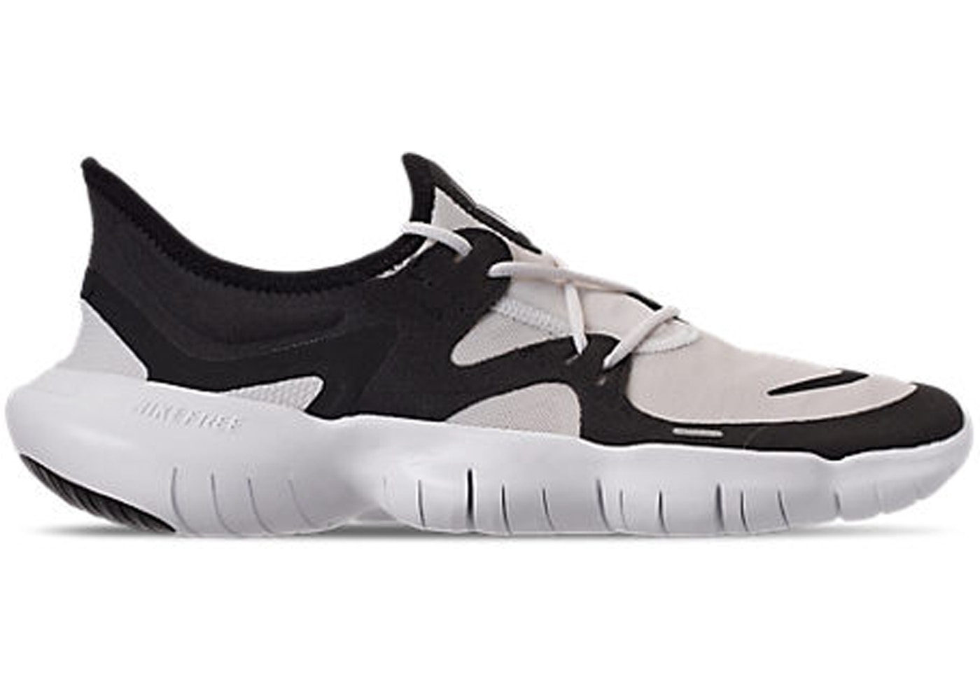 Nike Free RN 5.0 White Black