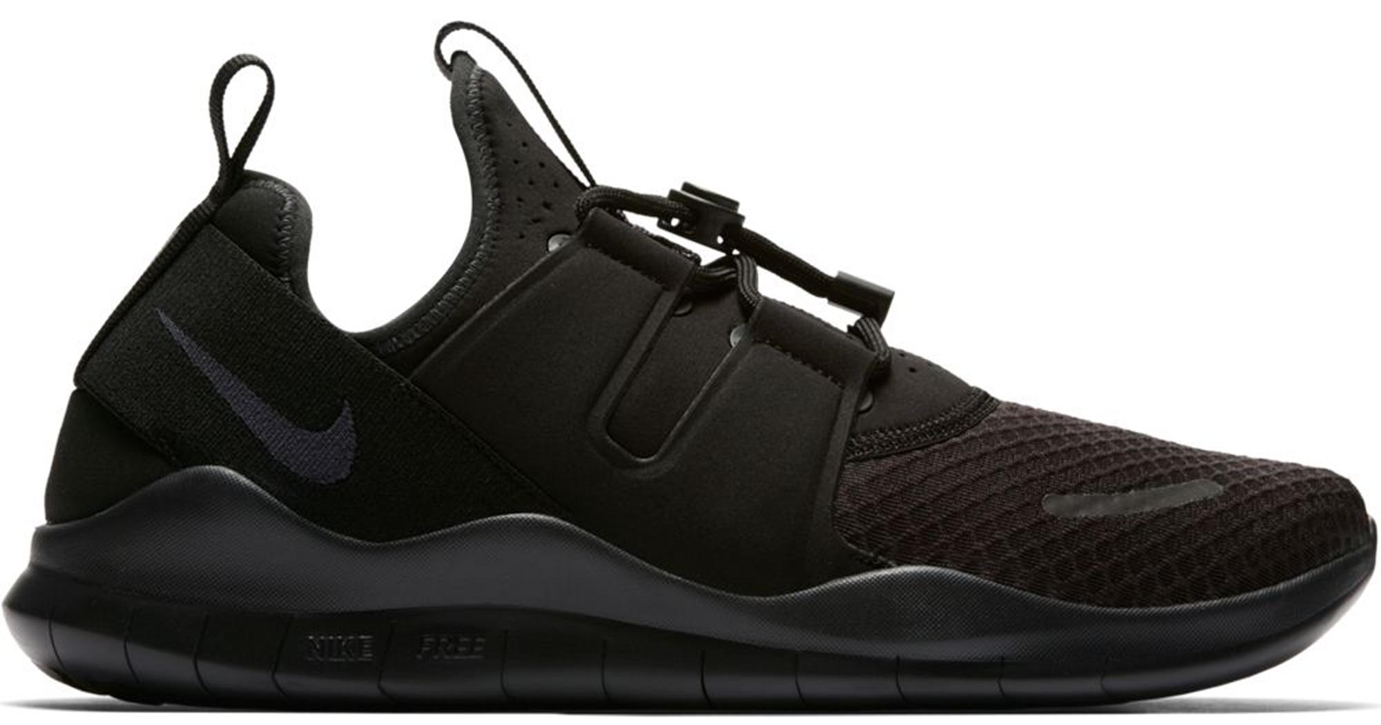 Nike Free RN CMTR 2018 Black Oil Grey