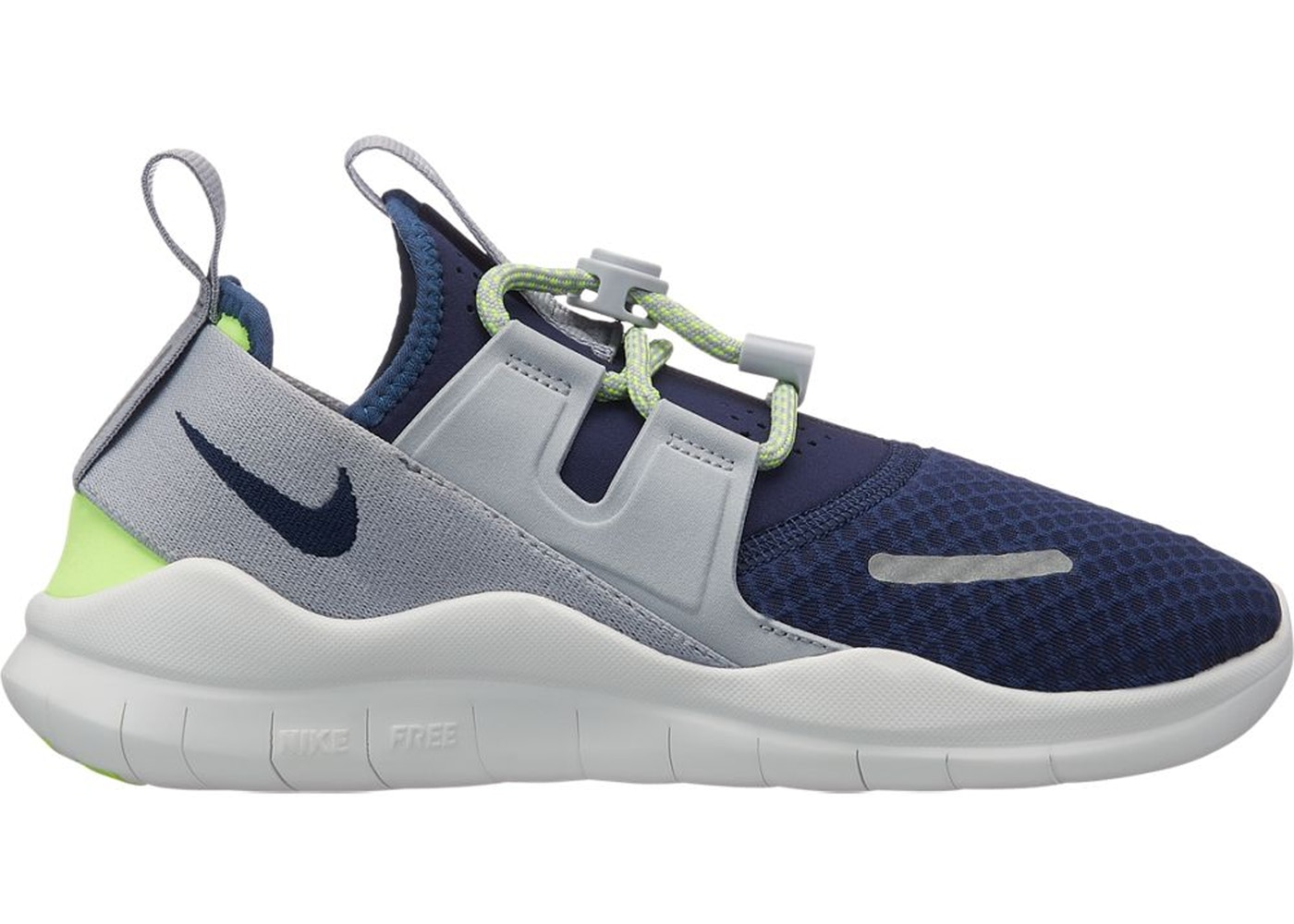 competitive price e17fd 872b7 Sell. or Ask. Size  7Y. View All Bids. Nike Free RN CMTR 2018 Navy Grey ...