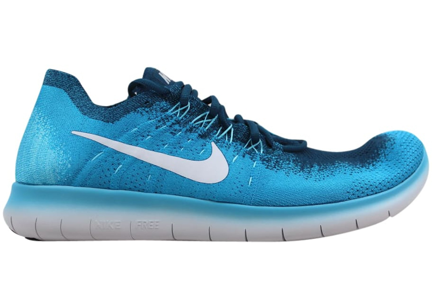 b575d986e7f74 Sell. or Ask. Size  9.5. View All Bids. Nike Free RN Flyknit 2017 Blue  Lagoon