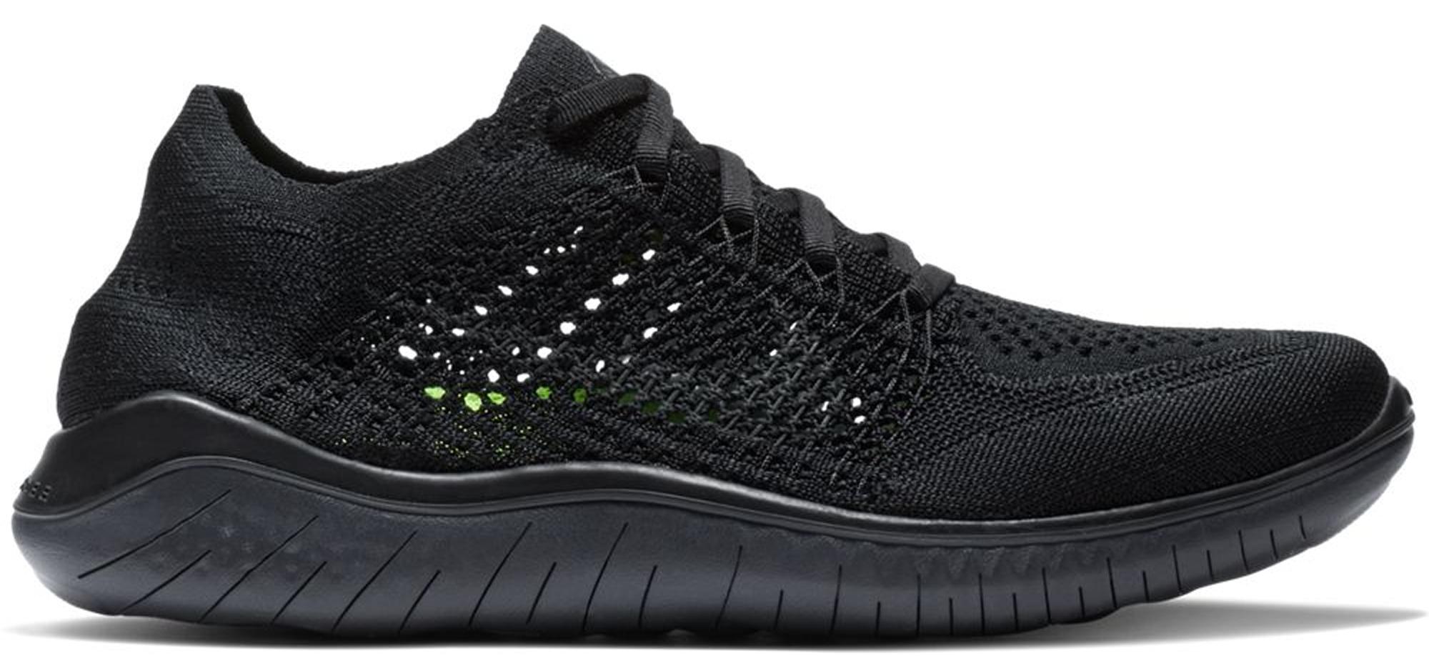 Nike Free RN Flyknit 2018 Black