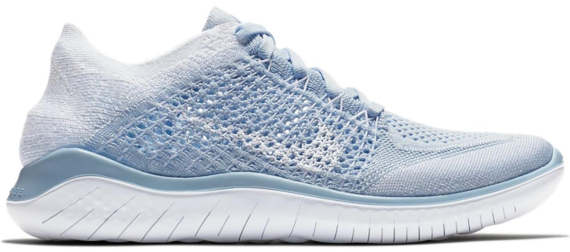 Nike Free RN Flyknit 2018 Hydrogen Blue