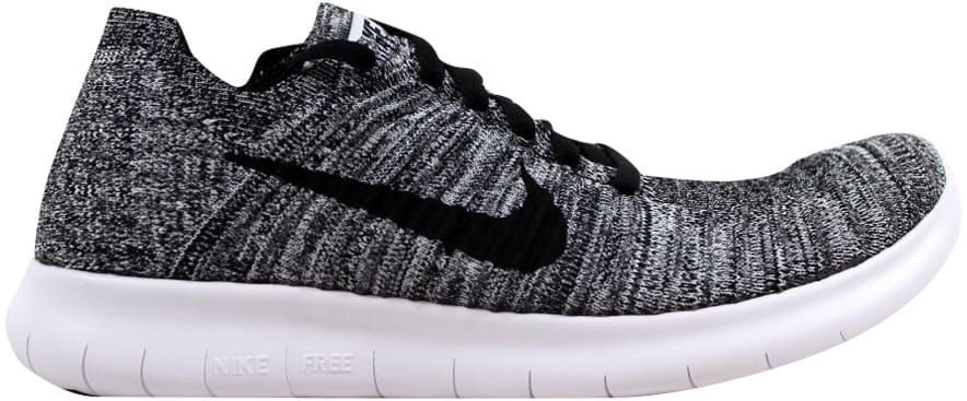 black and grey nike free