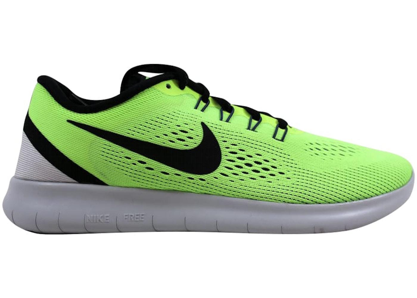 Nike Free RN Ghost Green Black-Blue Moon - 831508-302 c87561ea121e